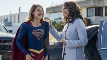 Still from Supergirl